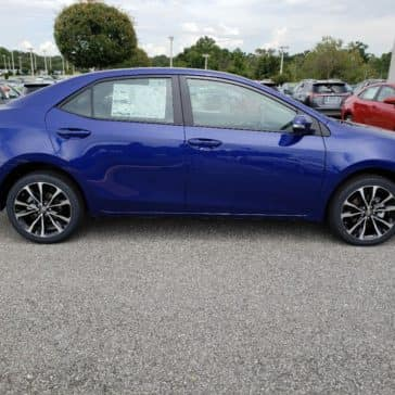 Check out the 2019 Toyota Corolla at Toyota of Orlando.