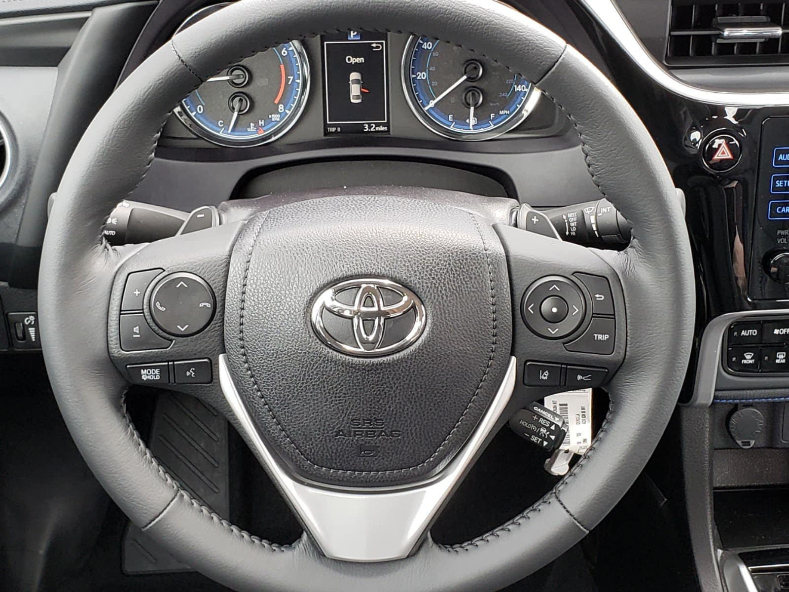 Test drive the new Orlando Toyota Corolla.