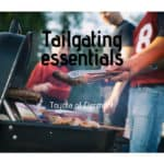 Tailgating essentials from Toyota of Clermont.