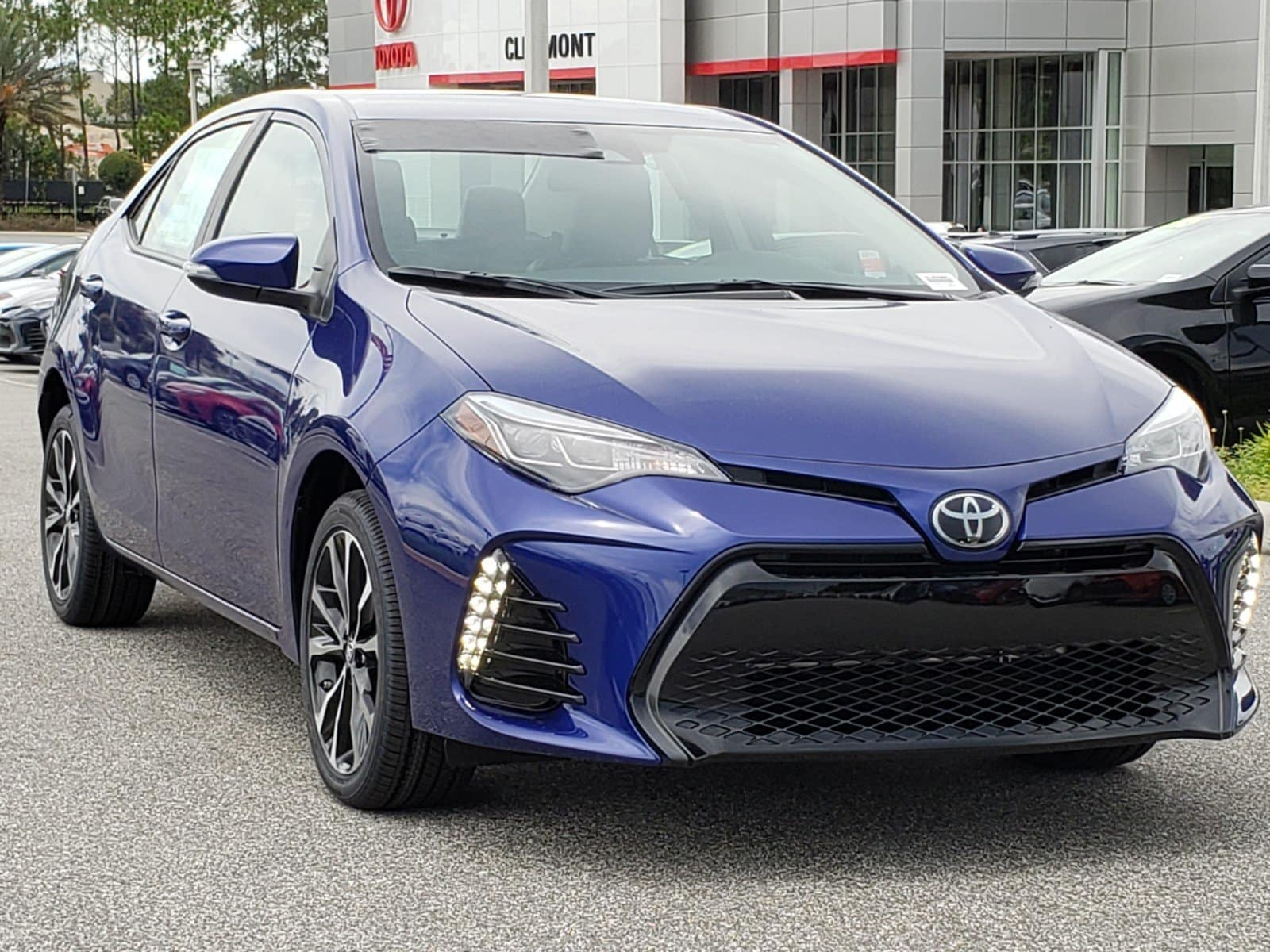 2019 Toyota Corolla at Toyota of Clermont.