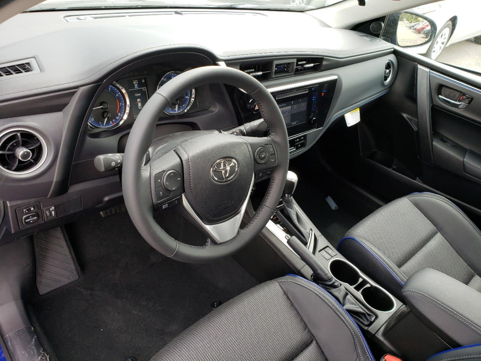 Test drive the new 2019 Toyota Corolla at Toyota of Orlando.