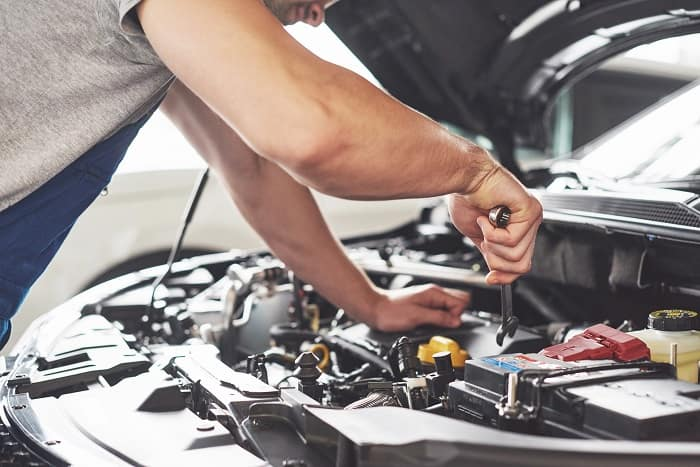 Visit our at auto service department at Toyota of Clermont.