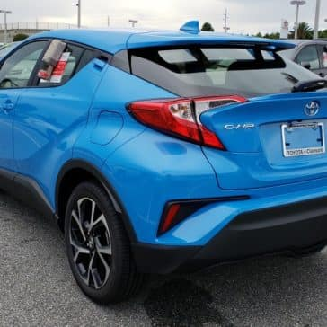 New Toyota models at Toyota of Clermont.