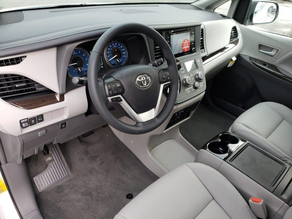 The 2019 Toyota Sienna is available now at Toyota of Clermont.