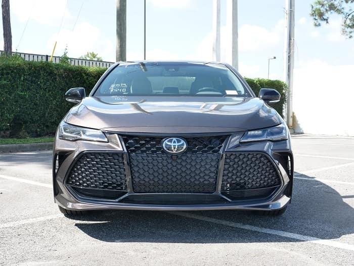 Test drive the new Toyota Avalon at Toyota of Clermont.