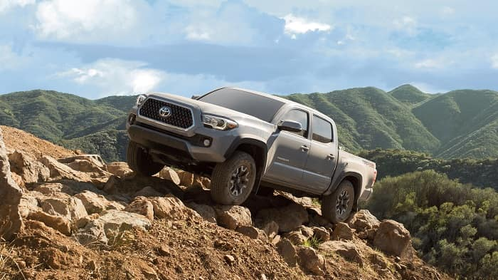 Check out the new Toyota Tacoma at Toyota of Clermont.