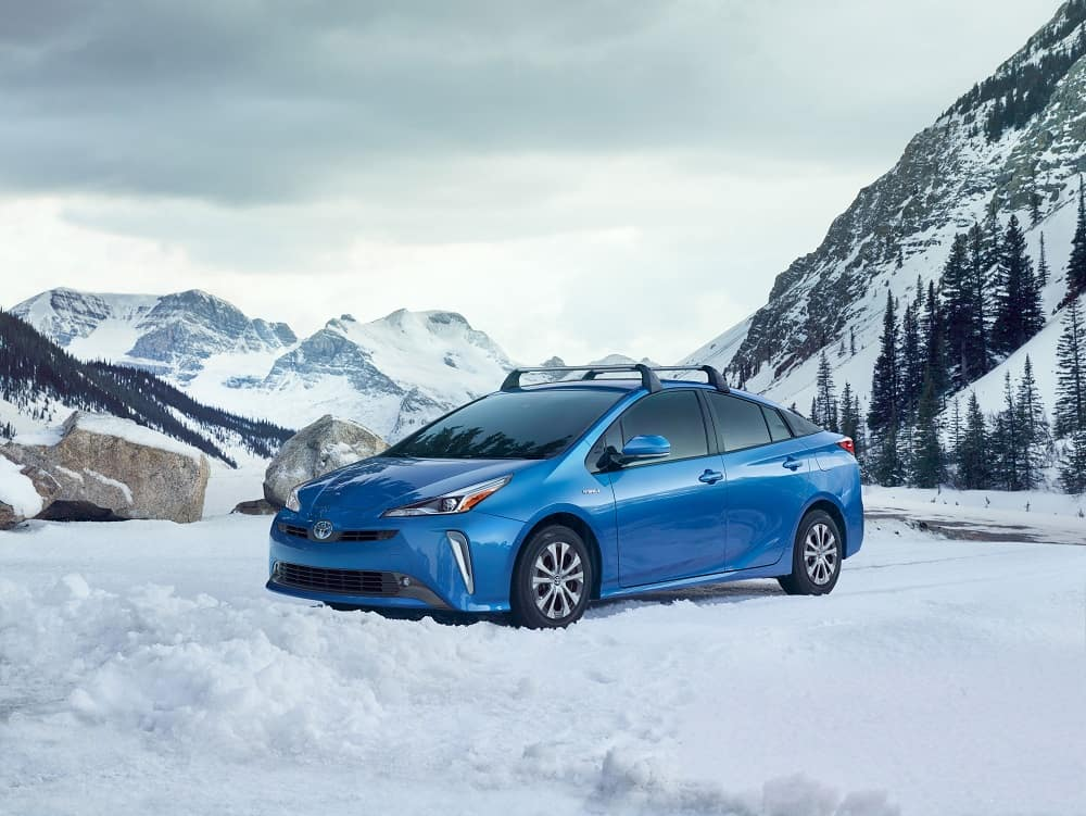 New Toyota Prius available at Toyota of Clermont.