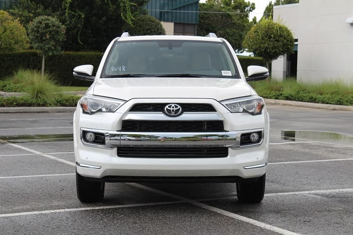 Check out the new Toyota 4Runner at Toyota of Clermont.