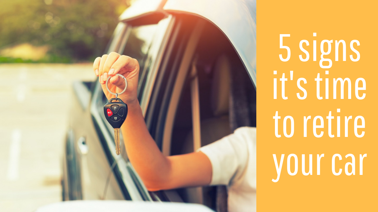 5 signs it's time to retire your used car | Toyota of Clermont