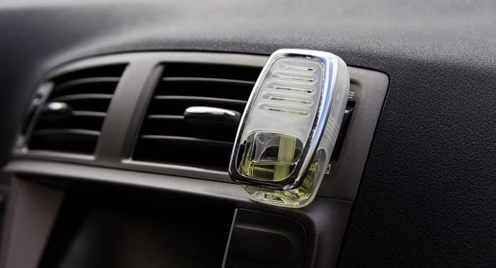 Deodorize your car interior with help from Toyota of Clermont.
