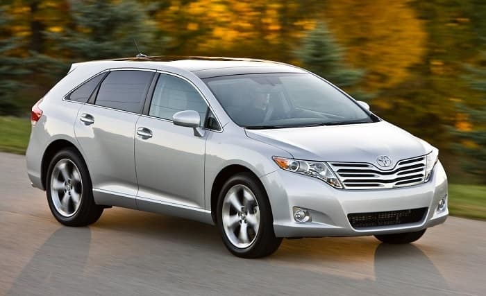 Vintage Toyota Venza in Clermont.