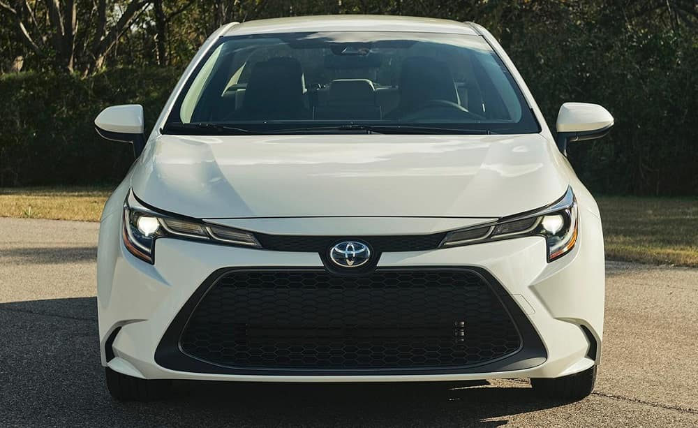 Toyota Corolla for sale near Orlando.