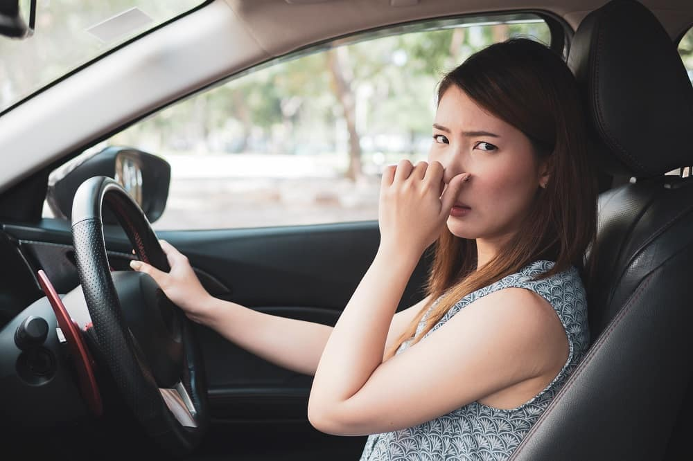 Don't ever ignore these 5 car smells