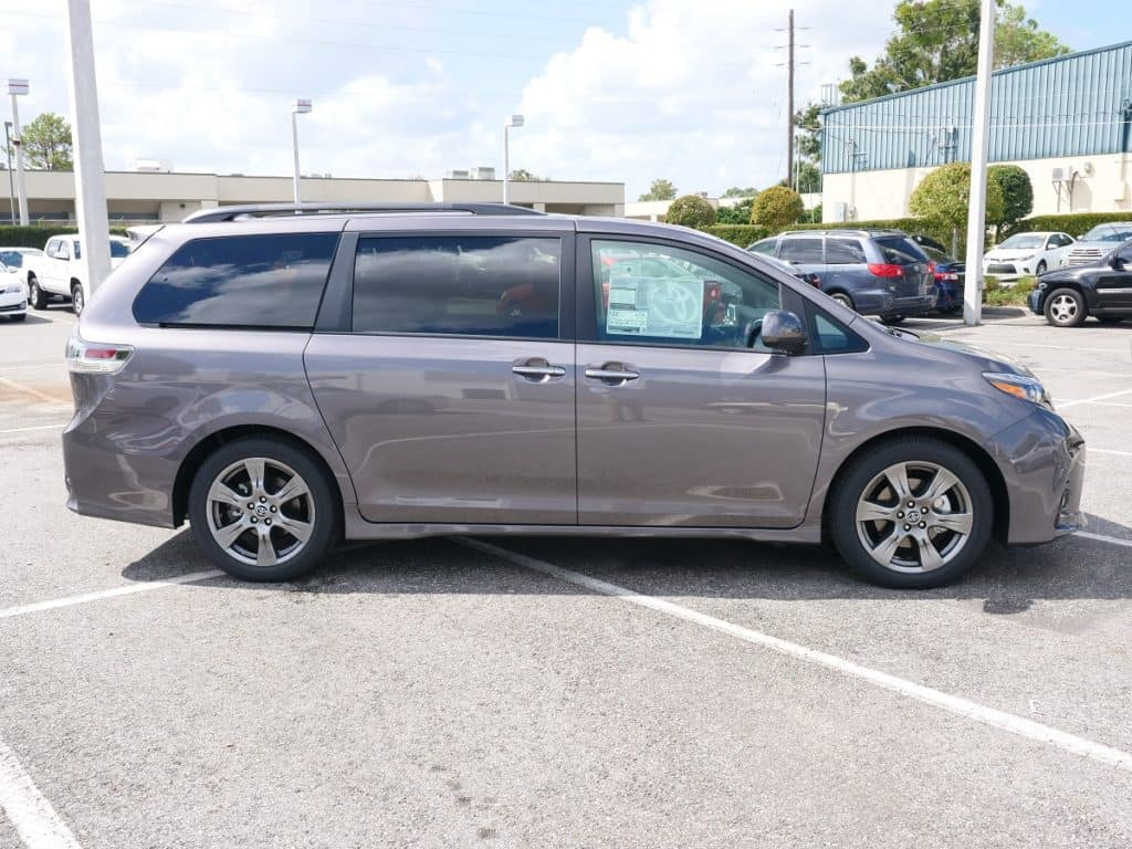 What will the next generation of the Toyota Sienna offer
