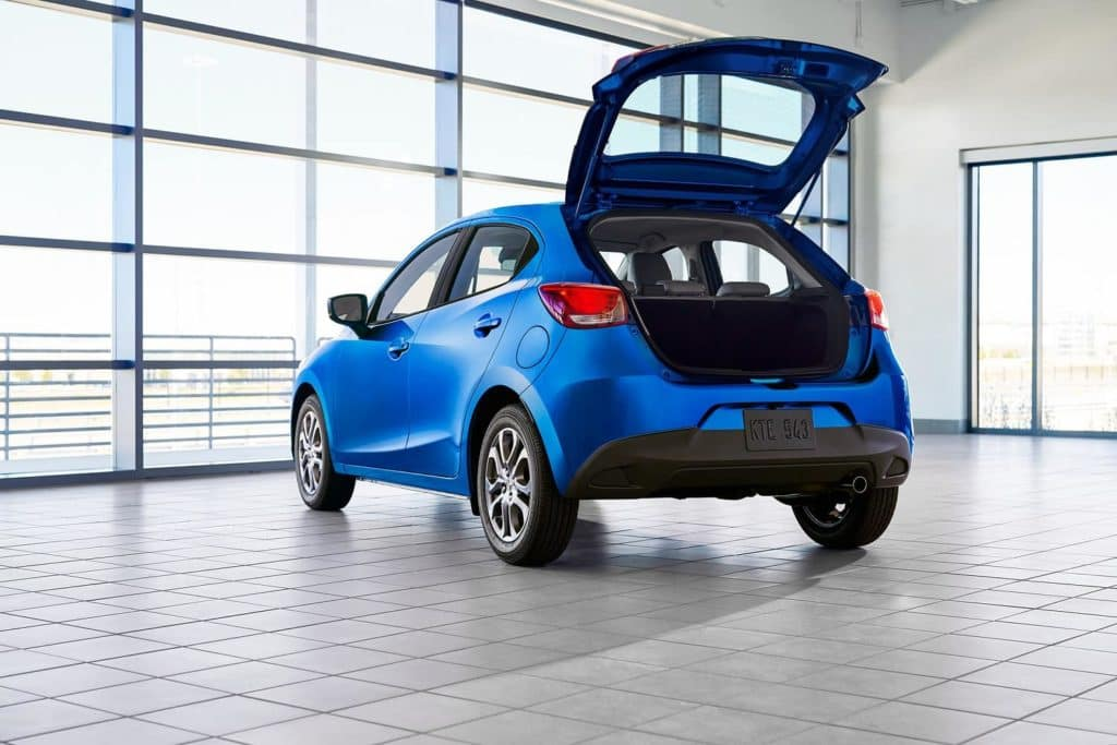 Clermont new Toyota Yaris Hatchback available now.