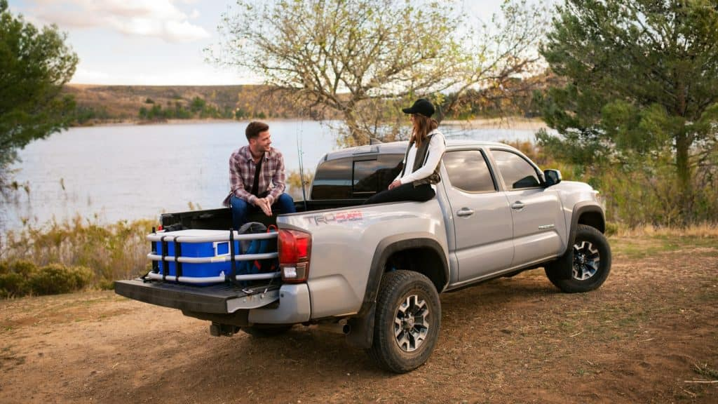 Toyota pickup truck available in Clermont.