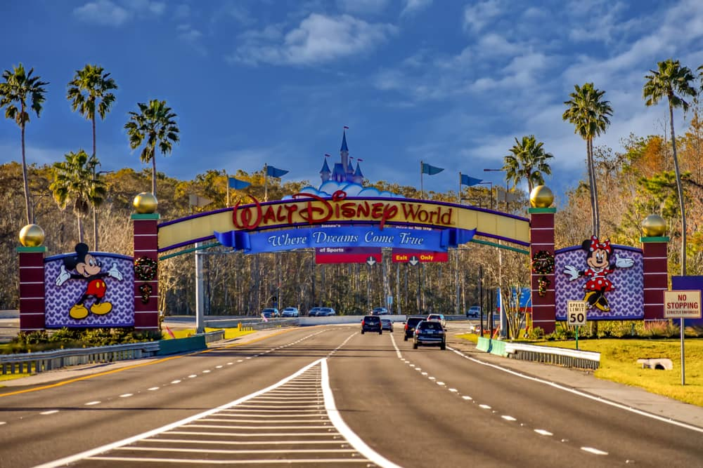 A theme park guide from Toyota of Clermont