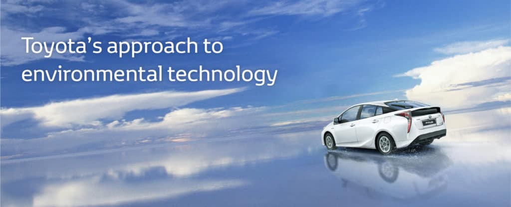 New Toyota technology available at Toyota of Clermont.