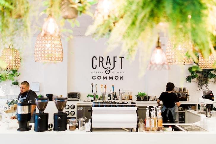 Local coffee shops near Orlando