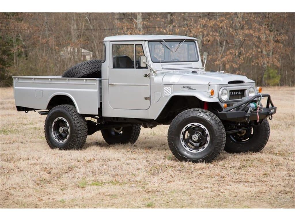 New Toyota Land Cruiser pickup available in Clermont.