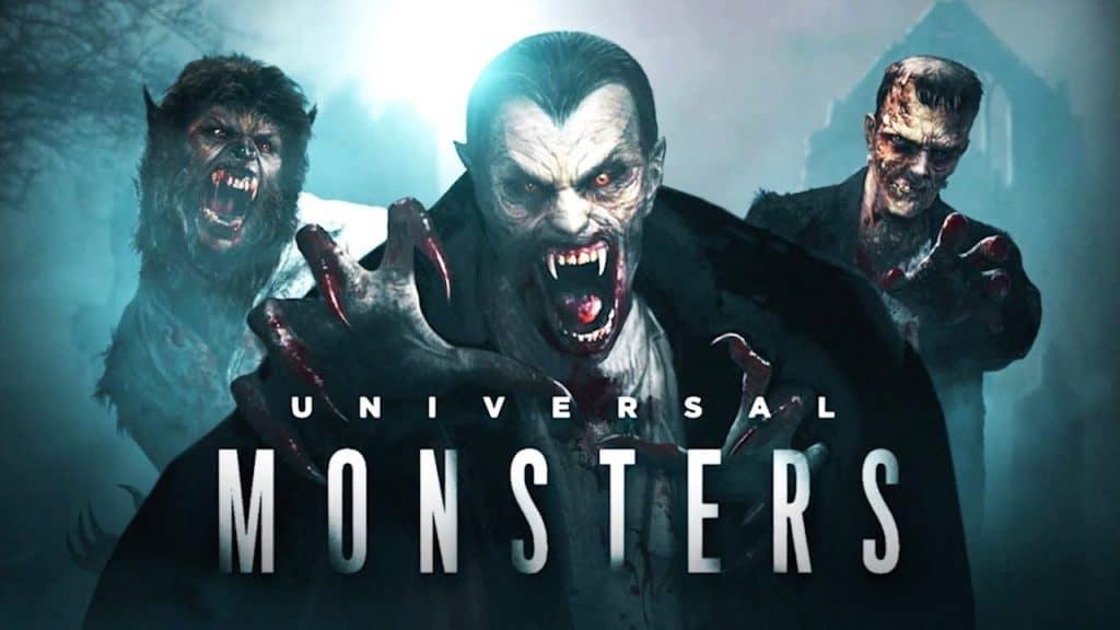 Orlando Universal Monsters