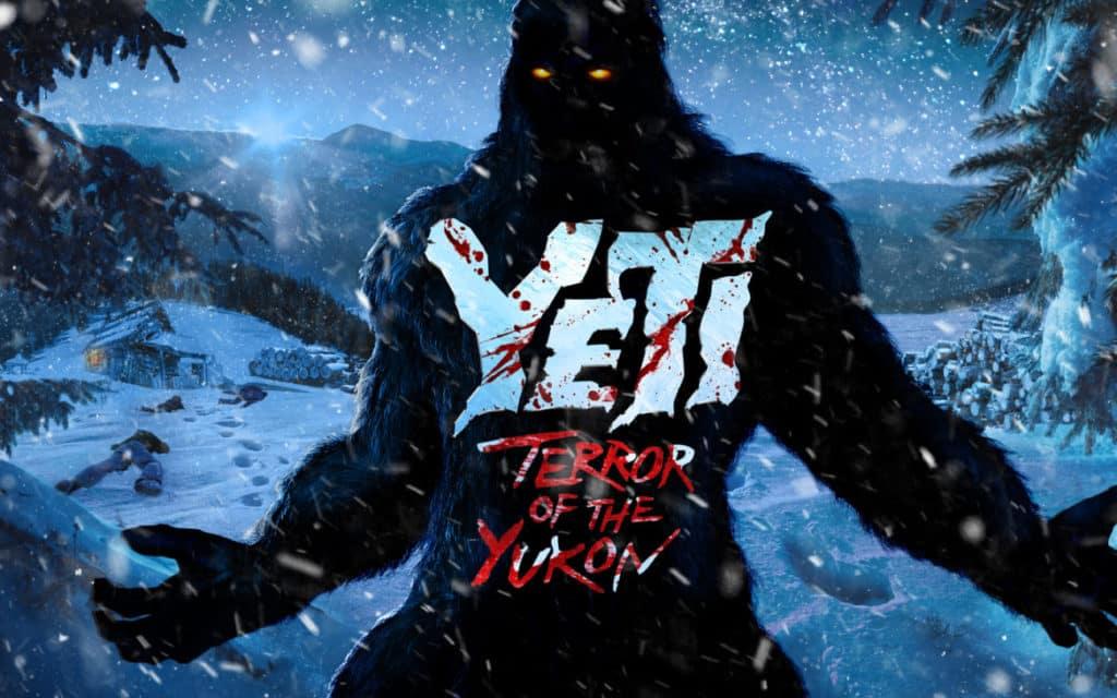 Yeti Horror Nights House