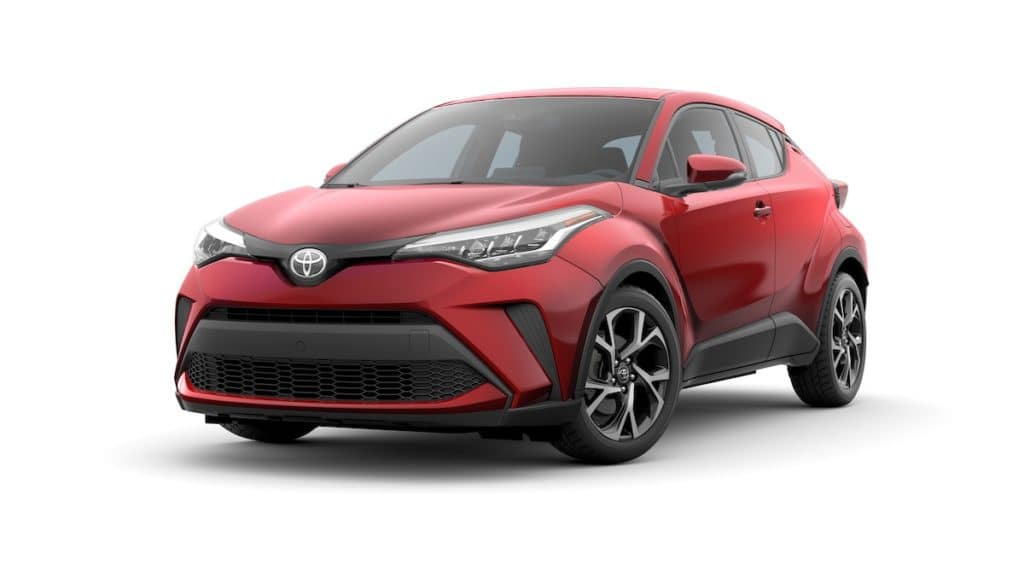 New Toyota C-HR coming to Clermont