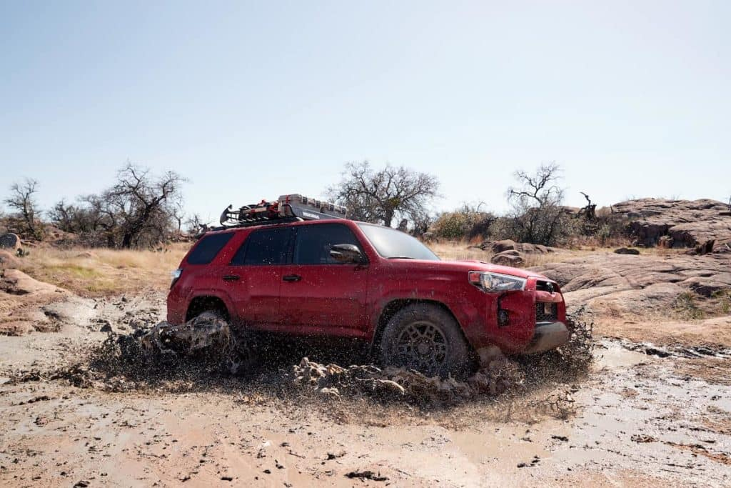 Toyota 4Runner available at Toyota of Clermont