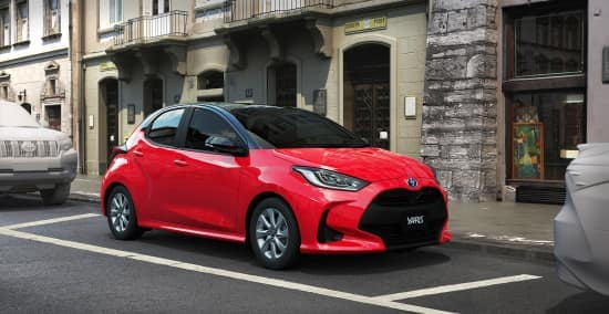 New Toyota Yaris for sale in Clermont