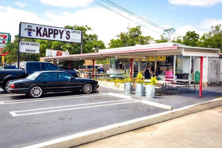 Hole-in-the wall restaurants near Orlando