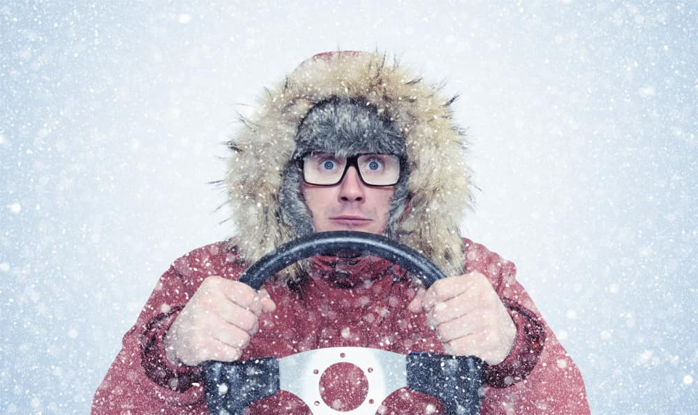 Tips to warm up your car from Toyota of Clermont