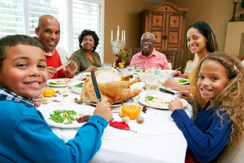 Thanksgiving dinner hacks