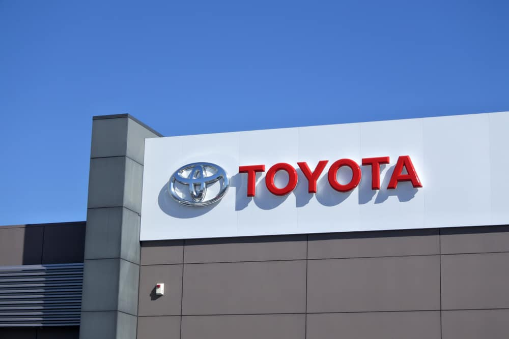 Toyota subsidiaries in Clermont