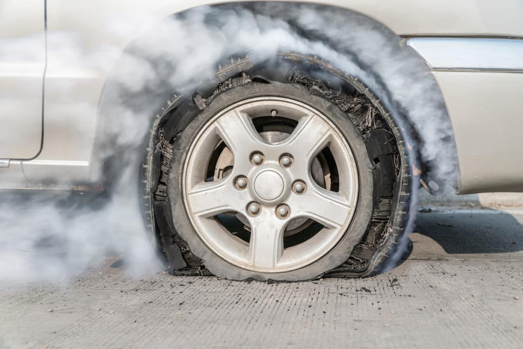 tire blowouts tips