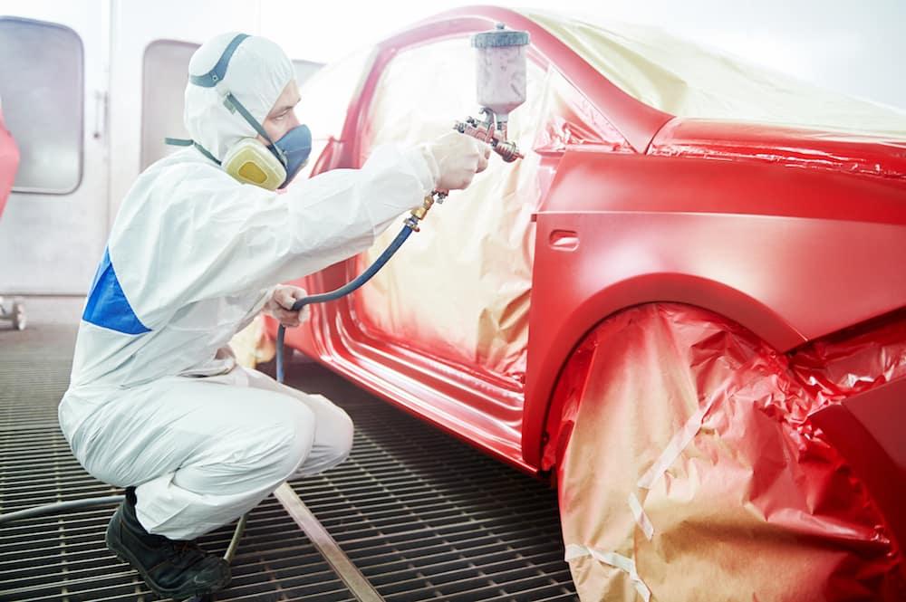 types of car paint jobs