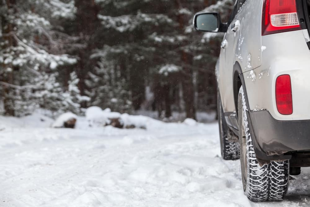 Tire traction devices tips from Toyota of Clermont