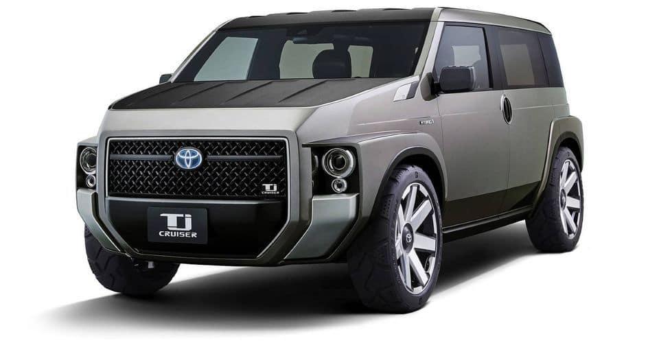 New Toyota news