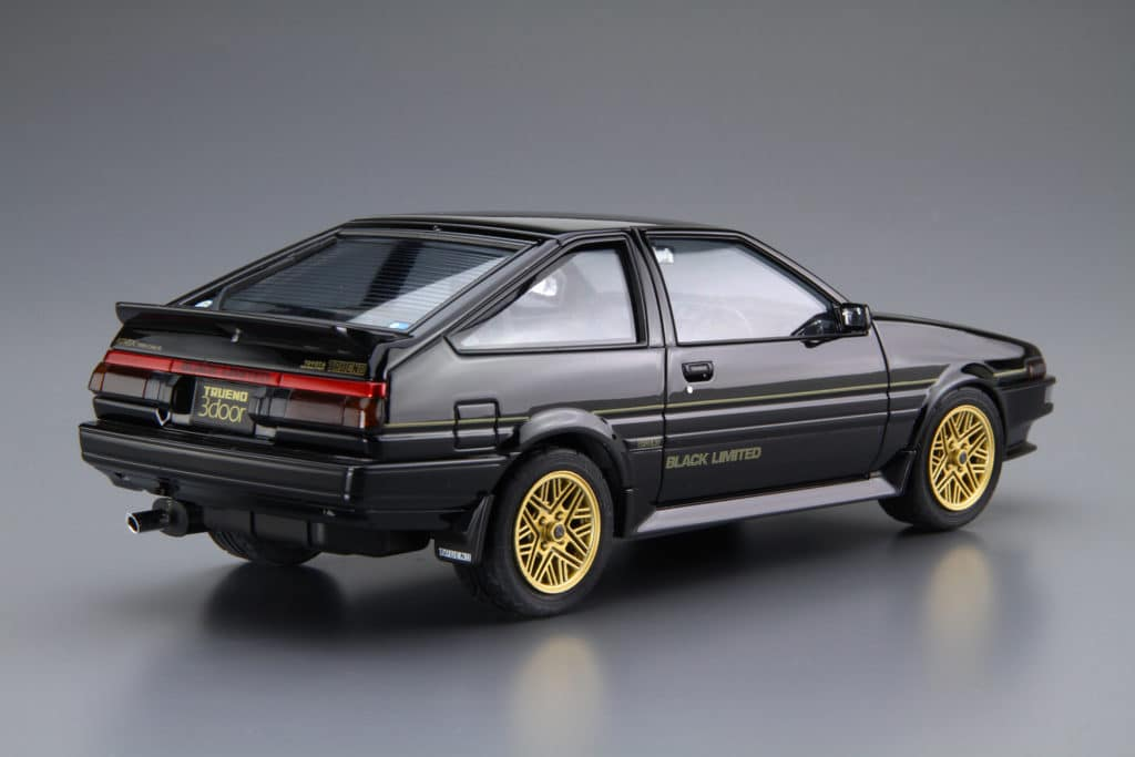 Clermont classic Toyota AE86