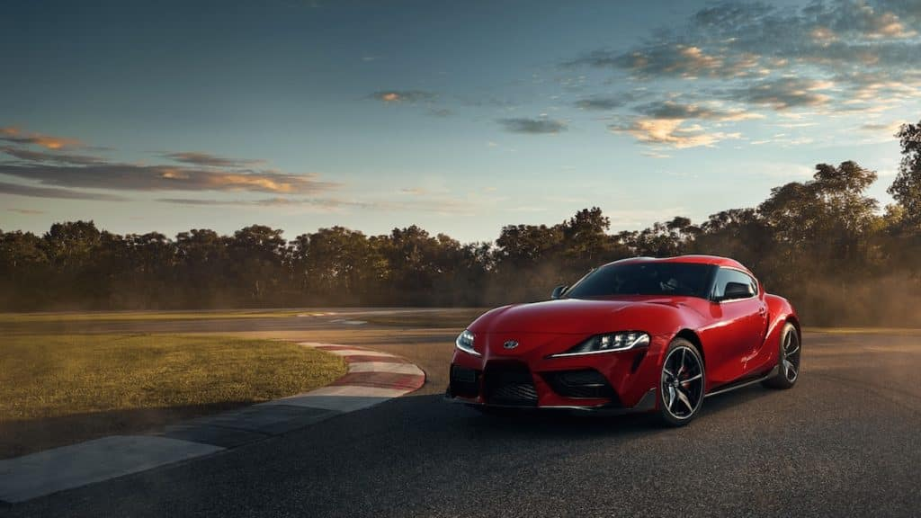 new sports cars 2020