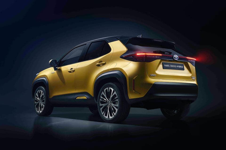2022 Toyota Yaris Cross