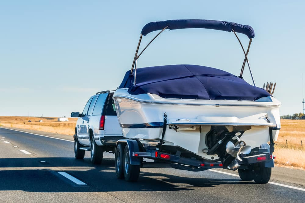 Clermont Toyota towing tips