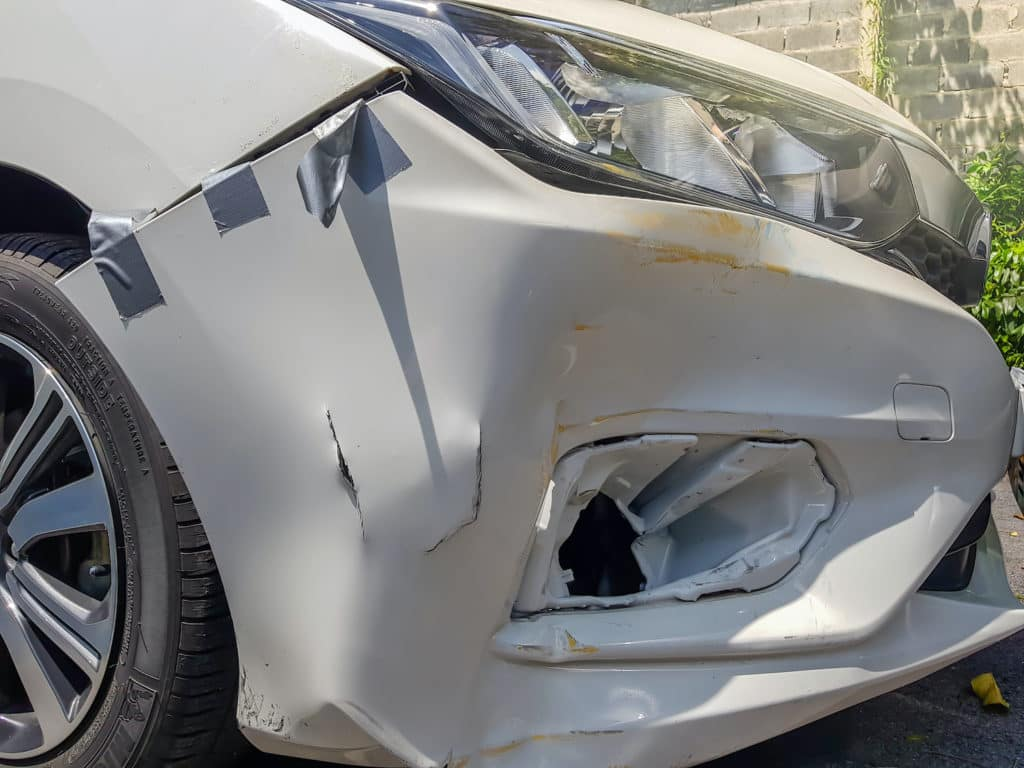 Clermont used car damage tips.