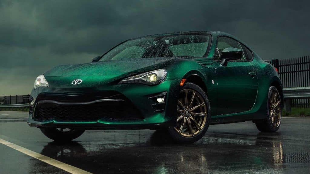 Clermont special edition Toyota 86