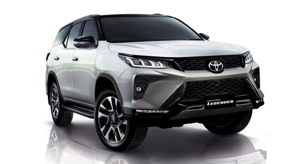 Clermont new Toyota Fortuner