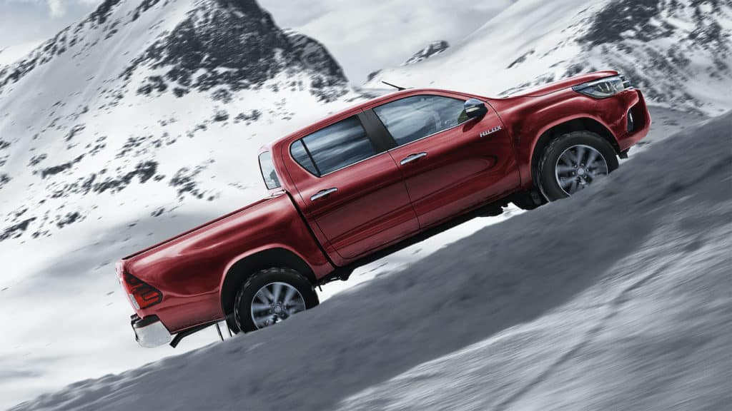 Clermont new Toyota Hilux