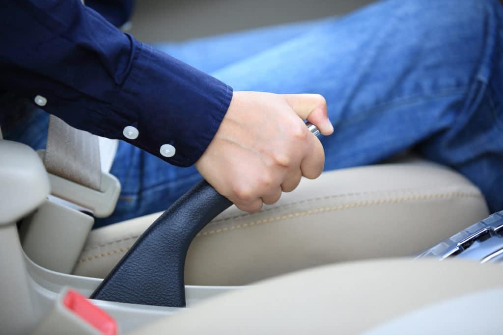 car parking brake
