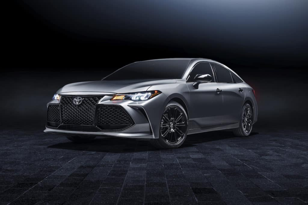 New Toyota model Avalon in Clermont