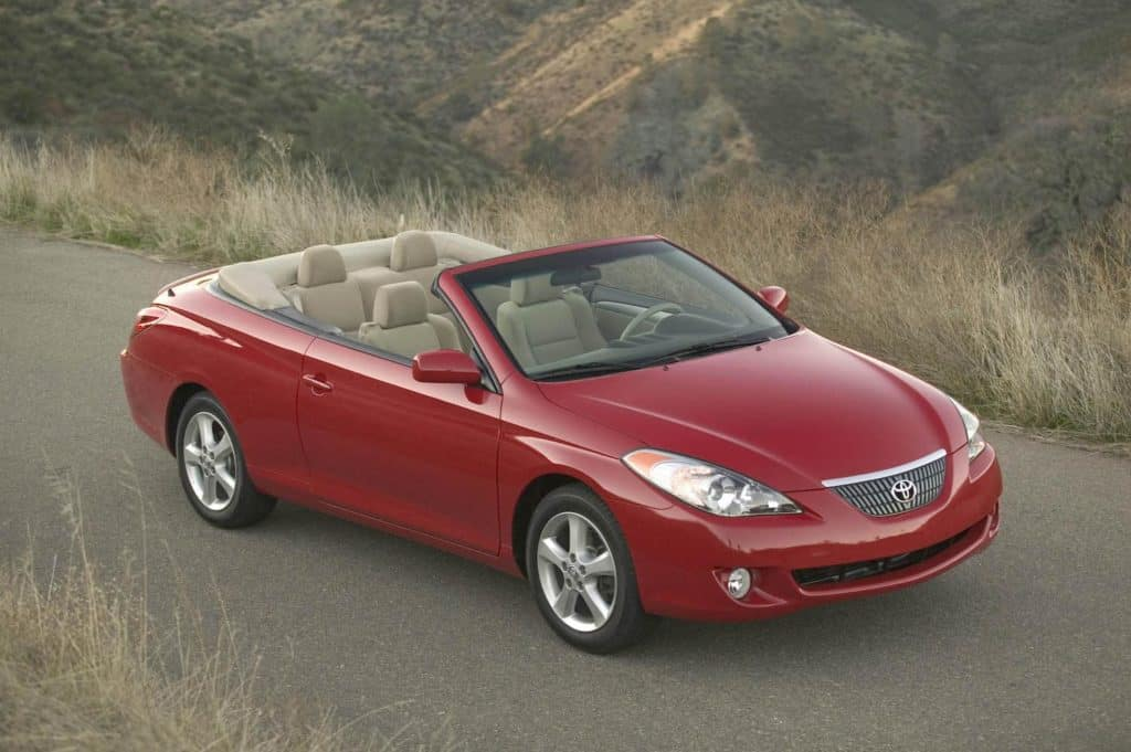 Clermont Toyota convertible for sale