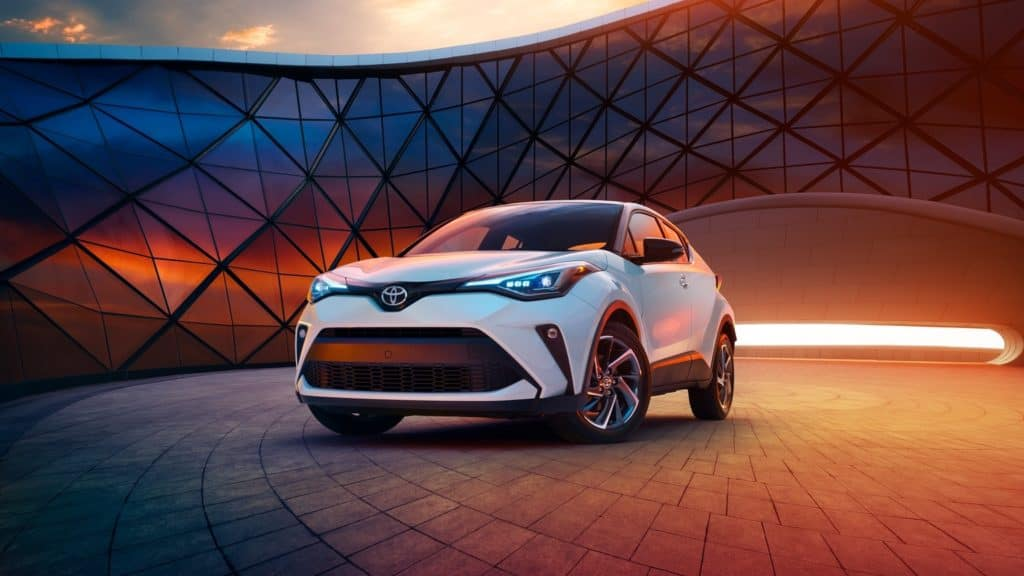 Clermont new Toyota C-HR for sale