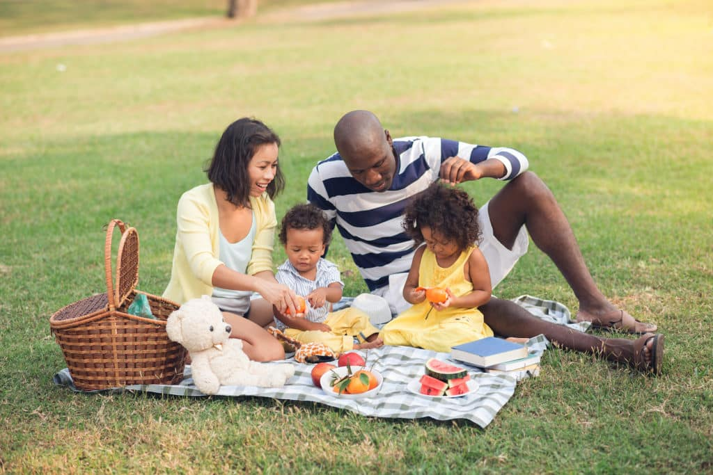 Clermont fall activity picnic